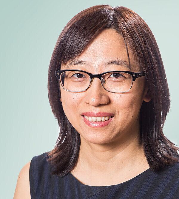 Dr Ellen Ma